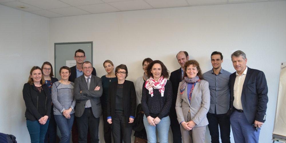 Le C3D, Produit en Bretagne et le groupe AFNOR croisent leurs réseaux d'entreprises bretonnes engagées
