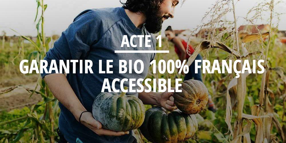 Comment accompagner les producteurs laitiers à la conversion au bio ? Carrefour s'associe à WWF France