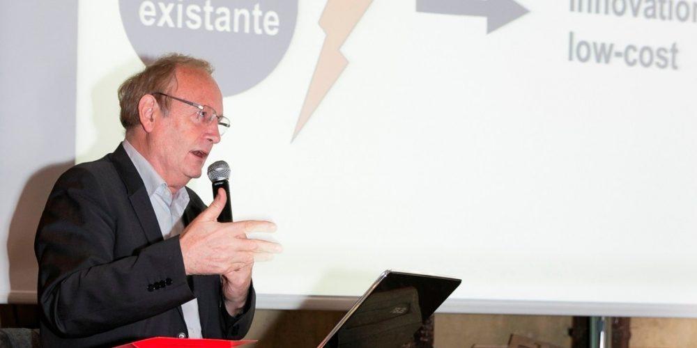 Dîner prospectif du C3D – Intervention de Marc Giget