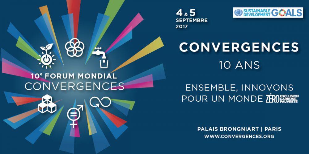 Le C3D, partenaire du prochain Forum Convergences les 4 et 5 septembre 2017