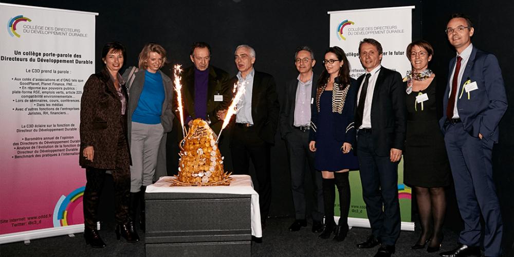 Le C3D fêtera ses 10 ans à Deauville lors de son Campus Annuel