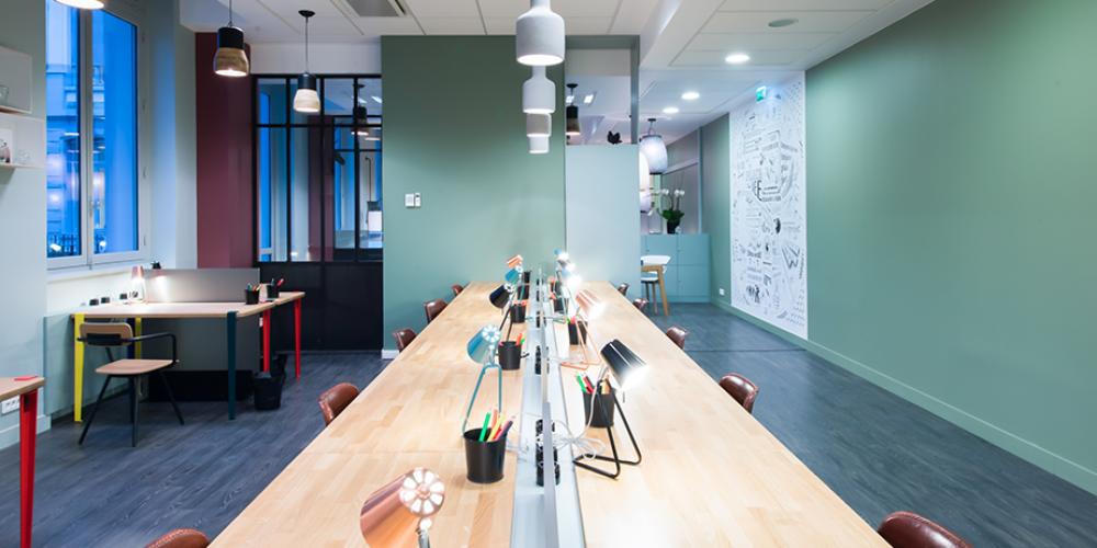 Tiers-lieux et espaces de coworking, tour d'horizon de 4 offres (Partie 4 : Blue Office)