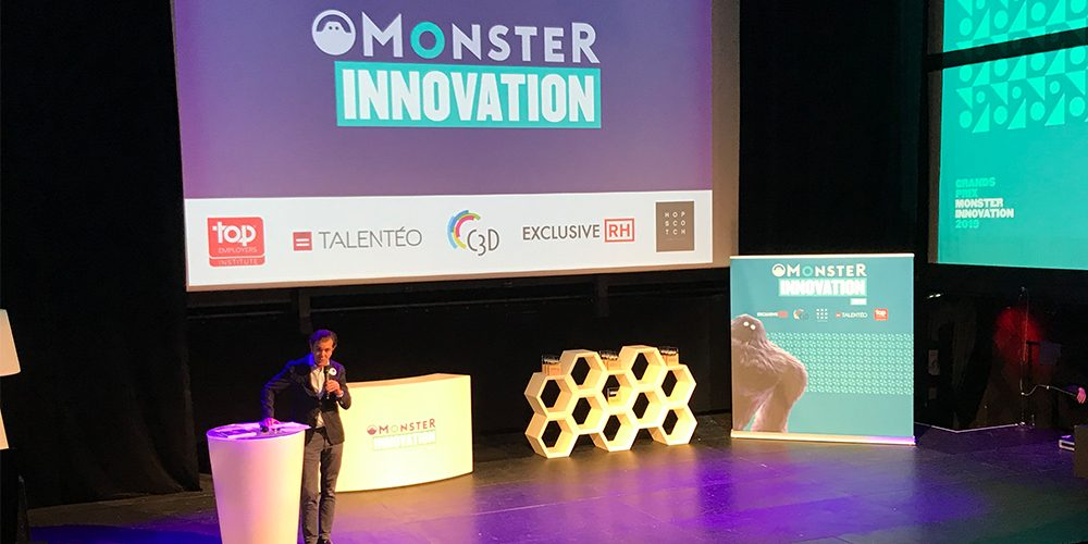 Le C3D, partenaire des Grands Prix Monster Innovation 2019
