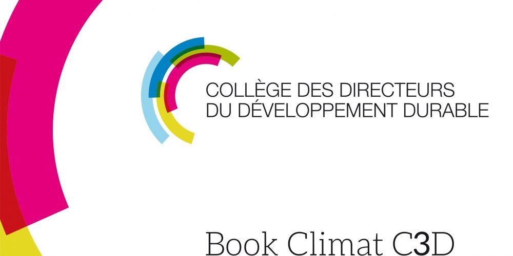 Retrouvez le Book Climat C3D