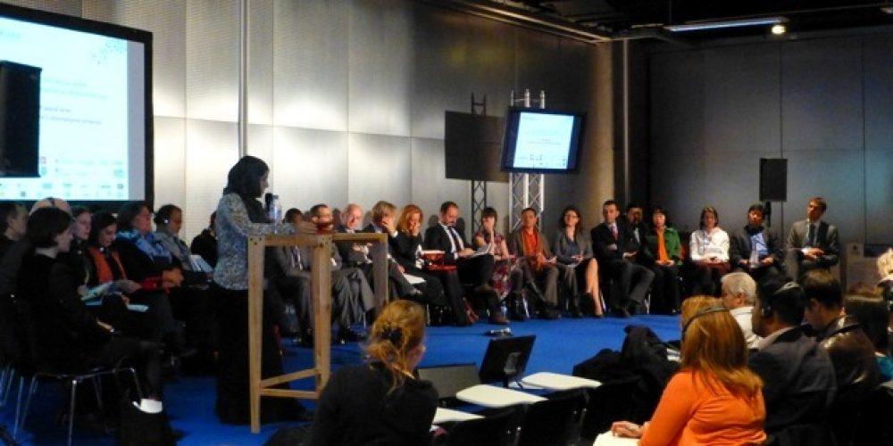 Le C3D au World Forum Lille (14-16 novembre 2012)